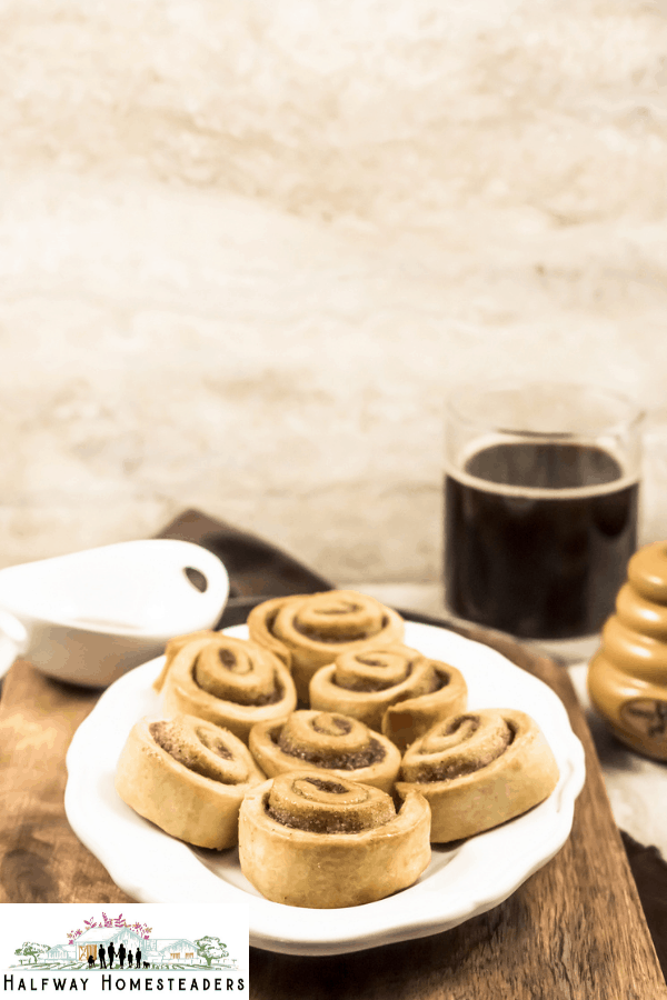 Old Fashioned Pinwheel Biscuits