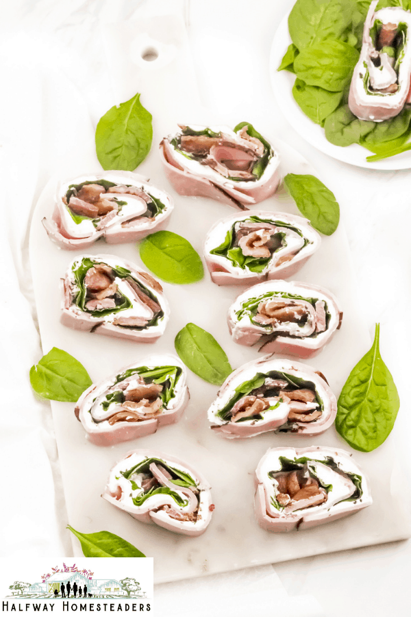 Easy Bacon Pinwheels (Low Carb)